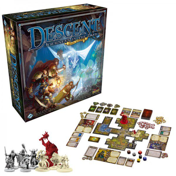 Descent- Journeys in the Dark, 2nd Ed
