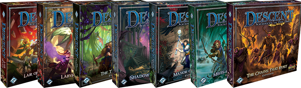 Full expansions for Descent