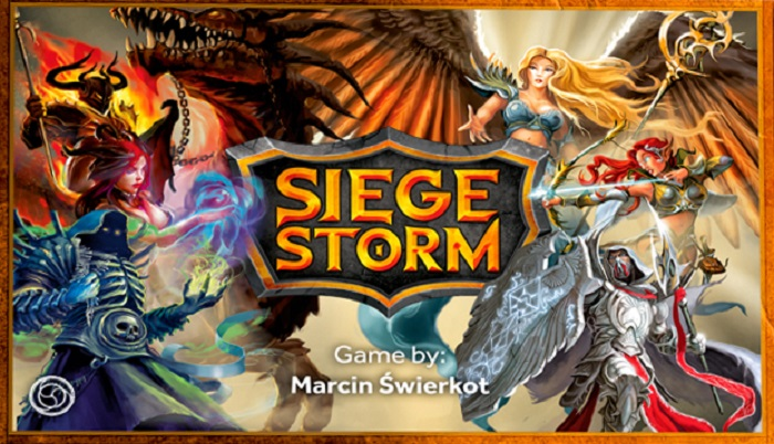 Siege Storm from Awaken Realms